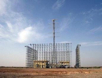ifmat - Iran utilizes two more long-range radar systems