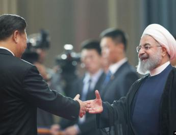 ifmat - Iranian president and his deputy praise 25-Year contract with China