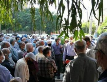 ifmat - Iranians hold over 9 protests to express economic woes