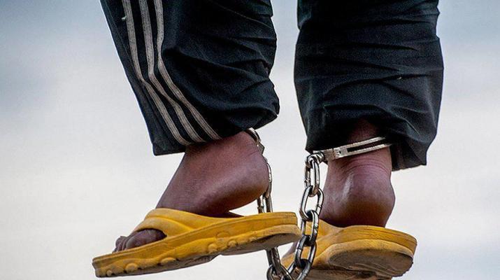 ifmat - Prisoner Nabi Saberi-Lahijani executed in Sari Prison
