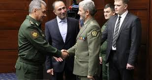 ifmat - Russia and Iran expand military cooperation against US and Europe in Gulf
