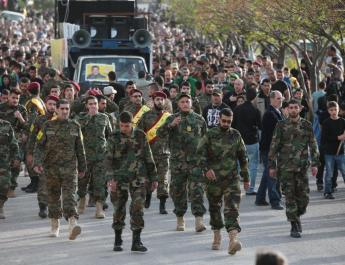 ifmat - Hezbollah and Iran preventing Lebanese recovery