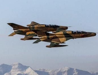 ifmat - Iran Air Force conducts large-scale manoeuvres