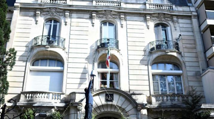ifmat - Iran diplomat on trial over plot to bomb opponents in France