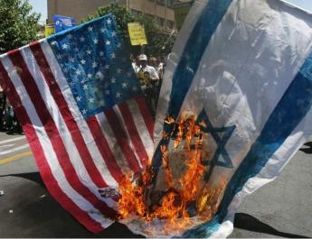 ifmat - Iran official to students - Burn Israeli flags at home this year due to COVID