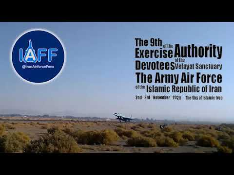 ifmat - Iranian jet drops new smart bomb during military maneuver