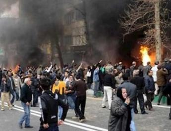 ifmat - Summary of Protests in Iran in October 2020