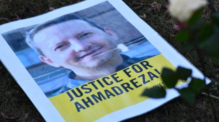 ifmat - Swedish academic imminent execution raises EU-Iran tensions