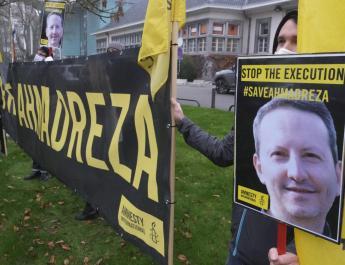 ifmat - EU must stand up for jailed Iranian scholar Ahmadreza Djalali