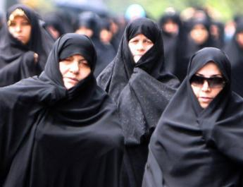 ifmat - Fundamental Rights in Iran - Enforcement of veil and the sense of decorum