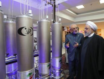 ifmat - Germany France and UK concerned by Iran uranium enrichment plan