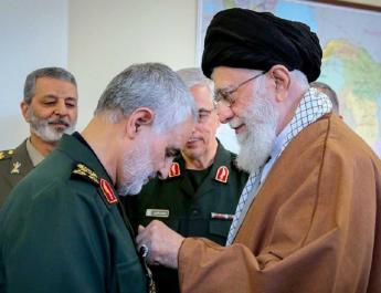 ifmat - Iran Supreme Leader reveals plan to avenge Qassem Soleimani assassination