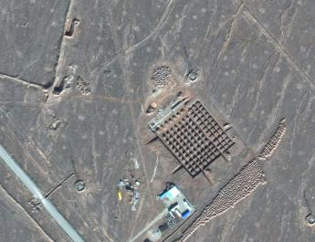 ifmat - Iran builds an underground nuclear facility amid US tensions