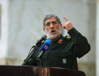 ifmat - Quds Force commander made secret visit to Lebanon to meet with the Hezbollah leader Nasrallah