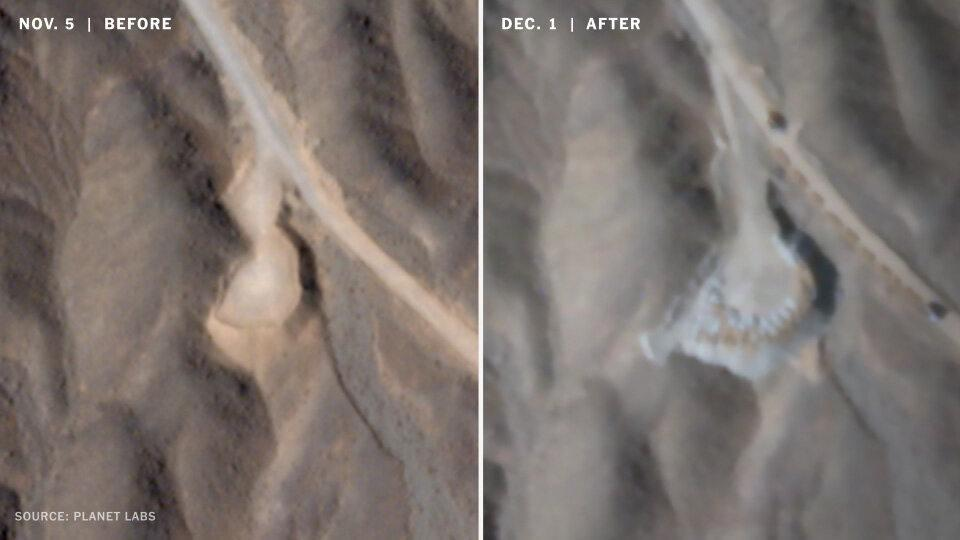 ifmat - Satellite images show construction at Natanz Iranian nuclear site1