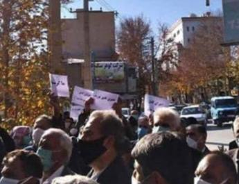ifmat - Workers and pensioners demand economic rights in several cities across Iran