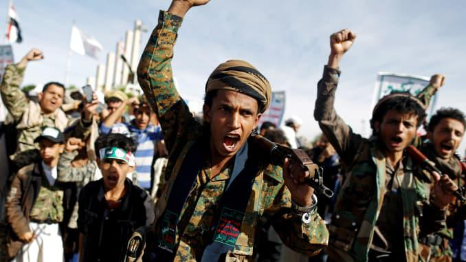 ifmat - Classifying Houthis as terrorist organization terrifies Iran