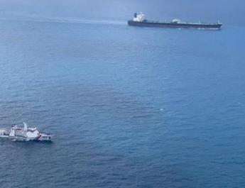 ifmat - Indonesia escorts seized Iran Panama-flagged tankers to dock for investigation