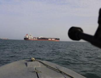 ifmat - Iran admits to seizing South Korean-Flagged oil tanker