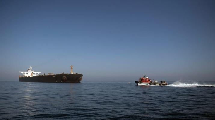 ifmat - Iran begins boosting oil output to reach pre-sanction level