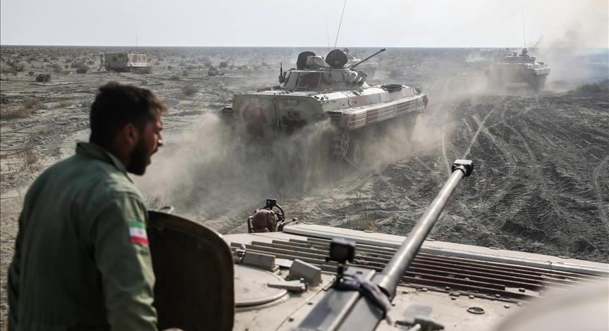 Iran flexes military muscles amid high tensions with U.S.