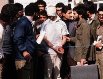 ifmat - Iran hostage taking must be met with firmness