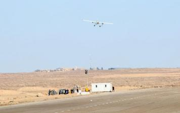 ifmat - Iran military holds first-ever drone drill 6