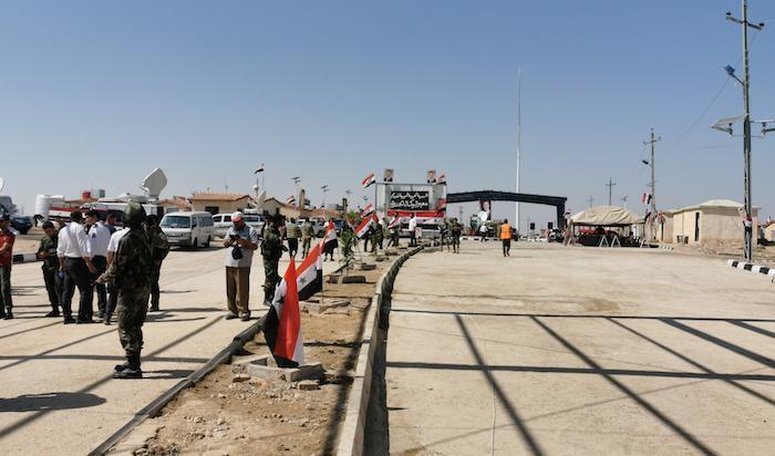 Iran transferring weaponry to residential neighborhoods in Syria