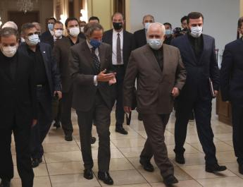 ifmat - Iran warns to stop IAEA additional protocol inspections