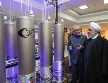 ifmat - Iranian Regime in a position to enrich uranium up to 90 percent