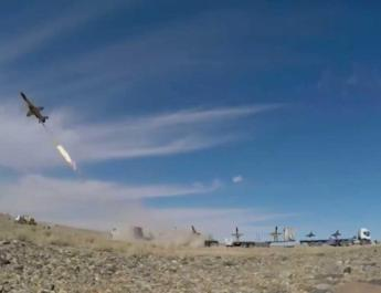 ifmat - Iranian drones strike targets in display of military might - video