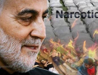 ifmat - Narcotics - one of the financial sources used by Ghasem Soleimani and the Quds Force