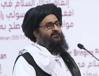 ifmat - Taliban delegation visits Iran for Afghan peace talks