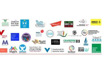 ifmat - 36 right groups call for urgent release of Kurdish activists in Iran
