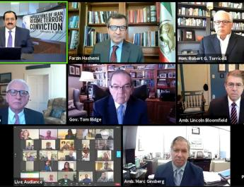 ifmat - Distinguished policy veterans examine implications of Iran Diplomat terrorism conviction