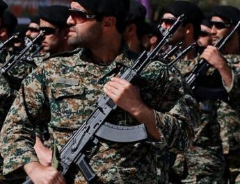 ifmat - IRGC Ground Force holds military drill in South