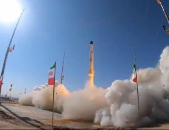 ifmat - Iran launches new rocket on suborbital test flight