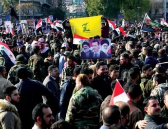 ifmat - Iran sets up Recreational Complex south of Damascus to consolidate its Influence