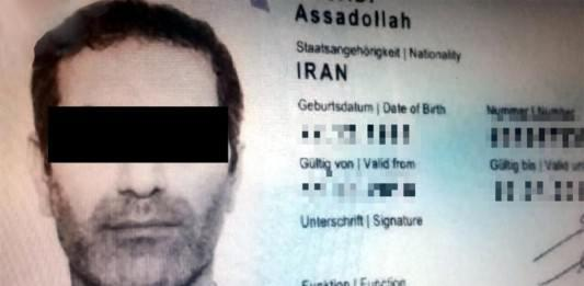 ifmat - Iranian diplomat notebook reveals Iran terror network in Europe