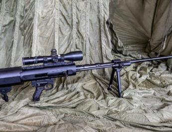 ifmat - Iranian-made armor-piercing Heidar sniper rifles are being used by the Taliban