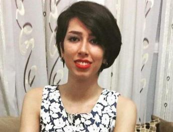 ifmat - Jailed Iranian Anti-Compulsory Hijab activist beaten