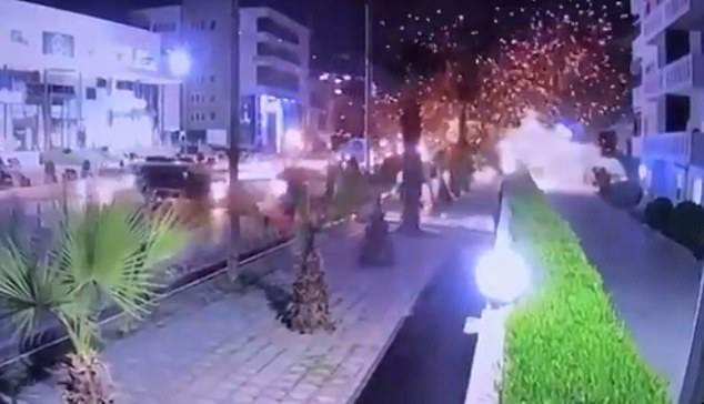 ifmat - Rocket strike by group with links to Iran injures several Americans and kills a foreign contractor