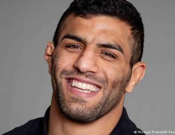 ifmat -The Iranian people are proud of Judoka Saeid Mollaei