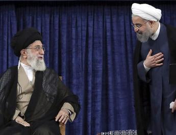 ifmat - Fight between Khamenei and Rouhani in Iran