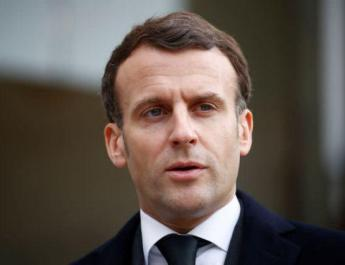 ifmat - France Macron say Iran must behave responsibly