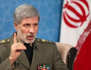 ifmat - Iran Defense Minister threatens to destroy Tel Aviv And Haifa