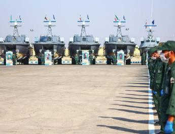 ifmat - Iran says it made five major military improvements last year