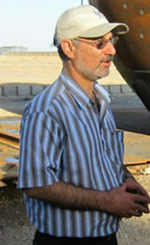 ifmat - METFAZ experts is Saeed Borji
