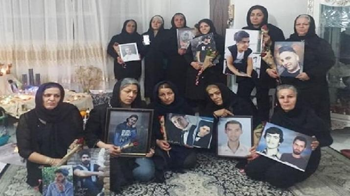 ifmat - Mothers of Murdered Iranians Protest