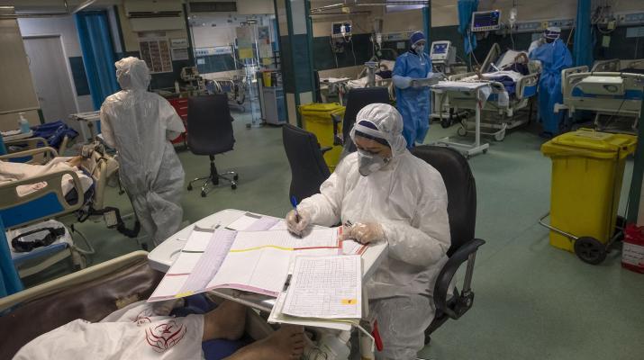 ifmat - State-run media admit Iran regime coronavirus failings